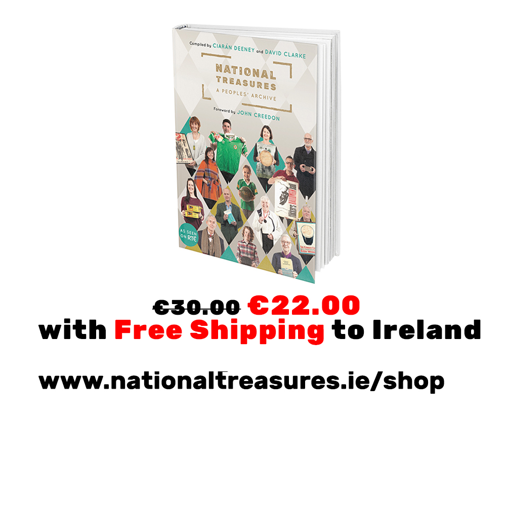National Treasures Hardback Book