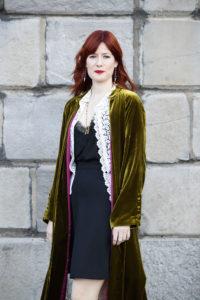 National Treasures Curator Ruth Griffin Fashion Historian