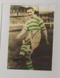 Belfast Celtic's Paddy Bonner